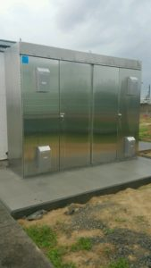Custom Installation Enclosure