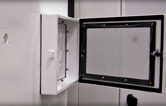 Floor Mount Enclosures