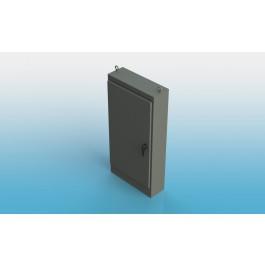 Floor Mount Single Door Type 4 w/ Back Panel 72 X 30 X 18