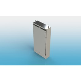 Floor Mount Single Door Type 4X w/ Back Panel 90 X 30 X 30