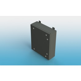 Wall-Mount Type 4 Enclosure,W/Back Panel 24x24x8