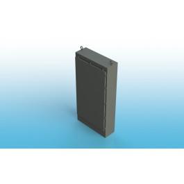 Free Standing w/Leg Kit Single Door Type 4 w/Back Panel 60 X 36 X 16