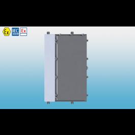 Wall Mount IP66 Enclosure, W/ Back Panel 36 x 36 x 08