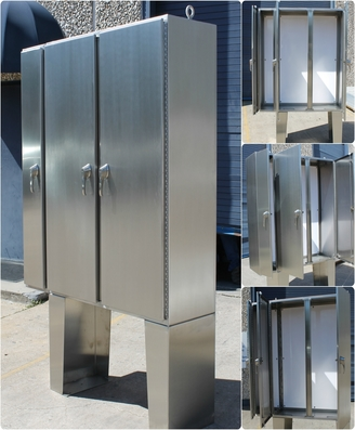 CUSTOM ELECTRICAL ENCLOSURES